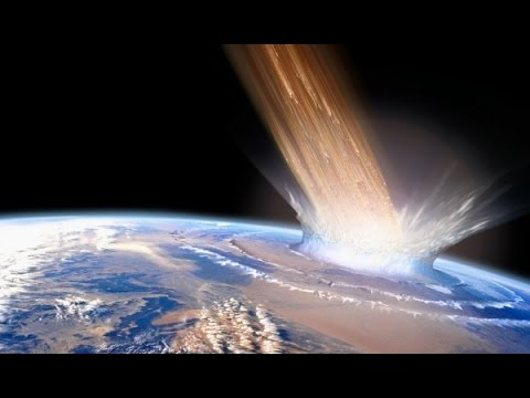 Prophetic Vision from the Lord Jesus Christ:Planet/Asteroid falls from Heaven (Ready For The Battle)