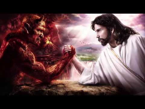 Terry Bennett Vision – Jesus TRUMPS Satan in Card Game about America's Future (Donald Trump)