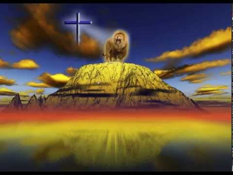 VISION OF JESUS SHOWING UP ON MOUNT ZION / RAPTURE