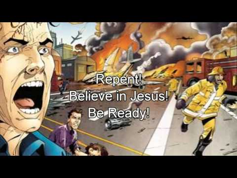 Vision of the 2nd Coming of Jesus 1