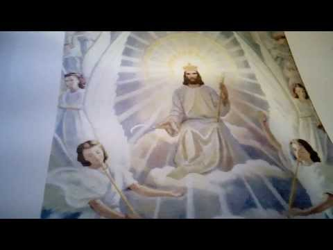 Visions  from Jesus, Nov 8, 2013, Vision of Rapture beginning, Give Thanks to Jesus