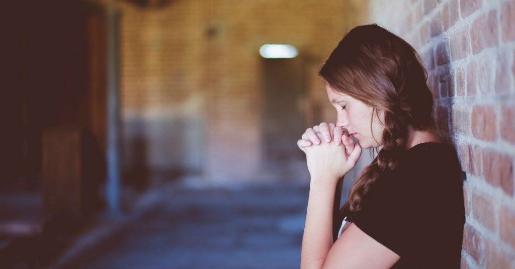 How to Pray When You Don't Want To…