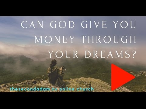 Can God Give You Money Through Dreams? Supernatural Finances Online Church with Wayne Sutton