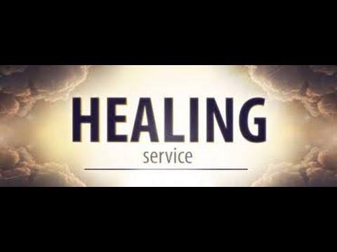 Church Online: October 4, 2015 @ 6PM – Healing Service