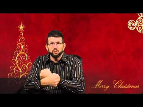 Emmanuel – GOD WITH US – Merry Christmas Sermon 2015 – Online Church