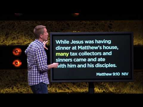 Follow Small Group Bible Study by Andy Stanley – Session One
