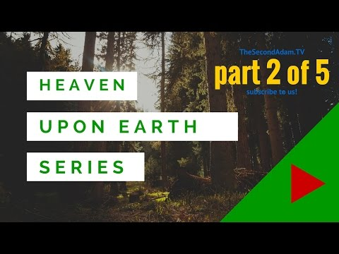 Heaven on Earth #2  – Your Prophetic Purpose and Destiny Online Church Sermon