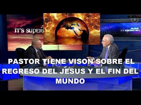 IMPACTANTE  VISIÓN DEL REGRESO DE JESÚS -DAVID JONES- SID ROTH (ES SOBRENATURAL) DICIEMBRE 2016