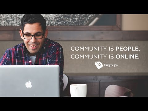 LifeGroups at Church Online – LifeChurch.tv