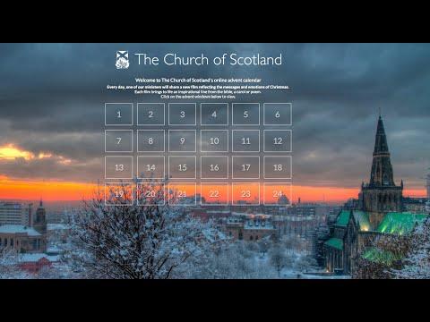 Online Advent Calendar 2015 – Church of Scotland