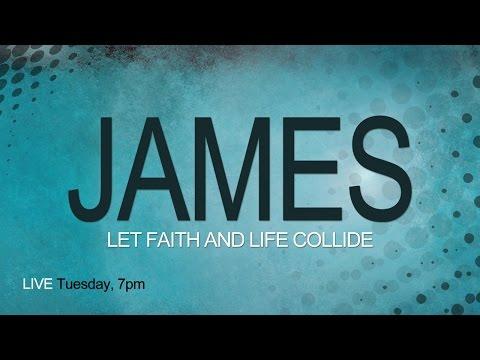 Online Bible Study: James 1