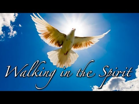 Online Church From Home -How To Walk In The Spirit- How To Hear From God!
