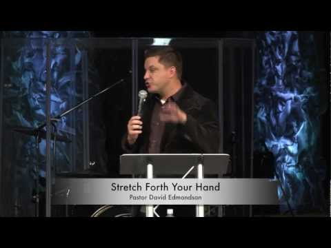 Online Church Service: Stretch Forth Your Hand