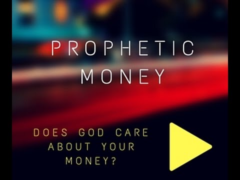 Prophetic Money – How You Can Discover Your Wealth from God – Online Church with Wayne Sutton