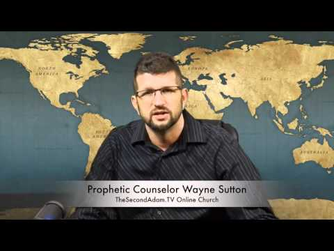 Prophetic Update: Sharia Law In America November 17, 2015 Prophetic Counselor Wayne Sutton