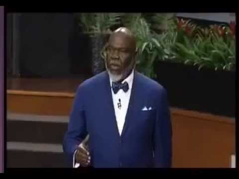 THE POWER OF WORDS !!!   • Bishop TD Jakes Sermons • Potters House • Bible Study •