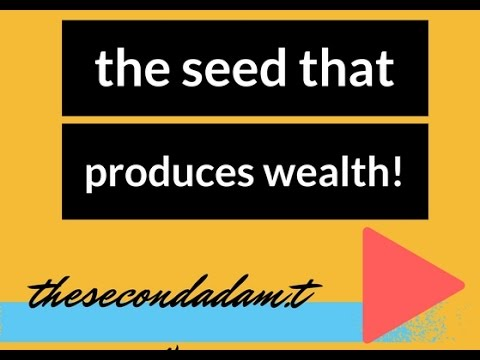 The Seed That Produces Wealth – Supernatural Finance Series Online Church