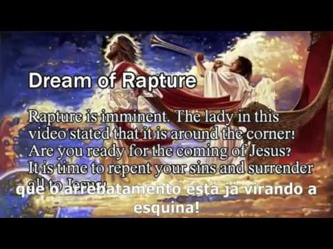 URGENT WARNING!! JESUS IS AROUND THE CORNER!! RAPTURE VISION