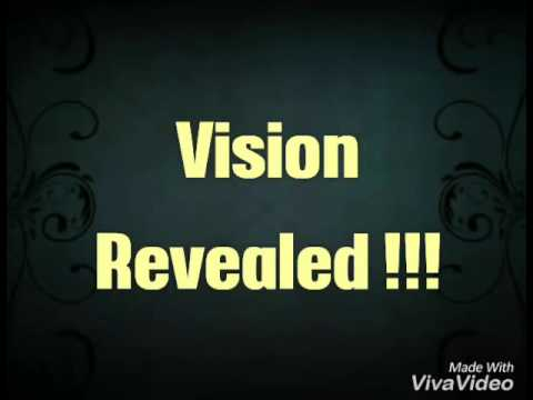Vision Revealed by the Lord !!!