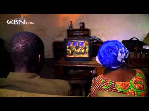 Vision of Jesus Introduces African Man to God