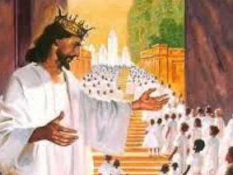 Vision of the Rapture 38: Jesus Welcomes Small Crowd