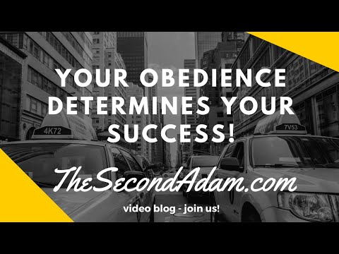 Why Obedience In Your Key To Success! insight 48 – online church