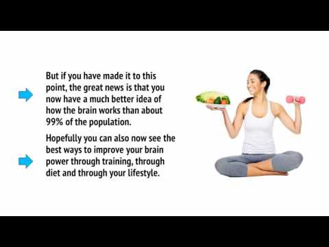 Brain Health Part 10 – CONCLUSION