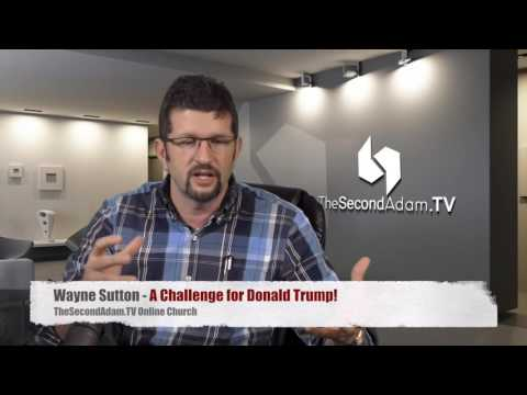Pastor Calls Out Donald Trump on Abortion!