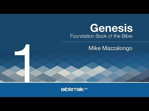 Bible Study on Genesis – #1 – Introduction to Genesis