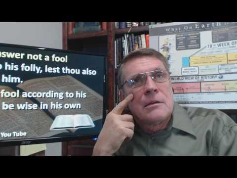 Dr. Kent Hovind 2-3-2017 Bible Study Mt. 26:61-65