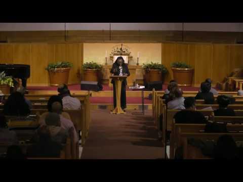 January 24, 2017 Bible Study, Rev Dr Judy Fentress-Williams