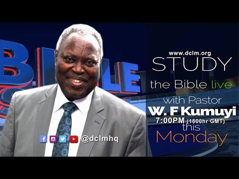 Monday Bible Study (09 Jan., 2017)