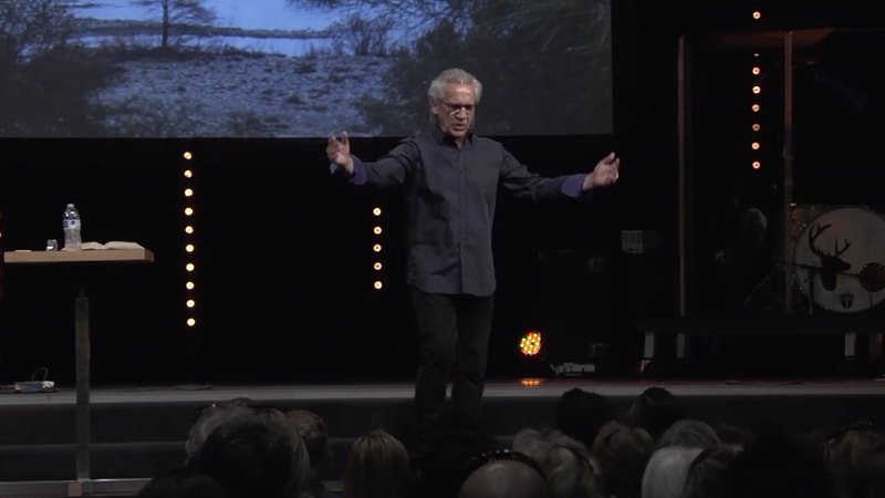 Bill Johnson: Be The Person Who Calls Out The Gold In Others!