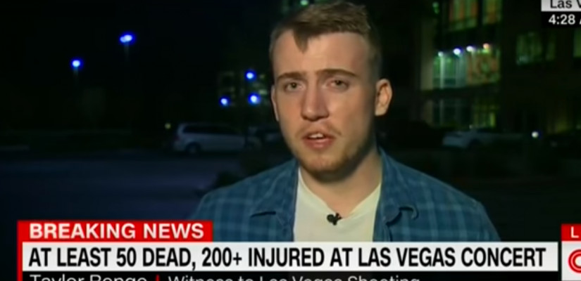 Man Goes From 'Agnostic' To 'Firm Believer In God' After Surviving Vegas Shooting