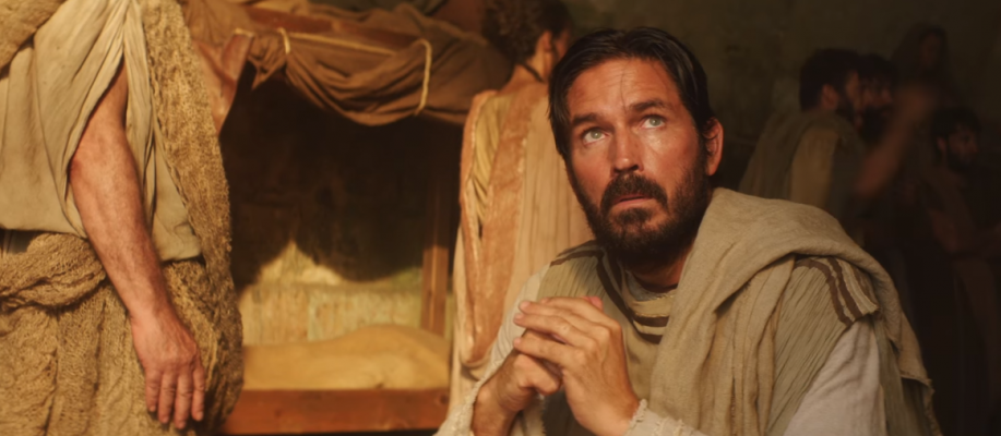 Jim Caviezel Set To Star In New Movie About The Apostle Paul