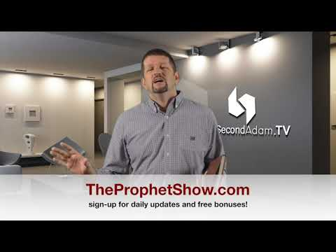 Fan Into Flames The Gifts of God! The Prophet Show #004