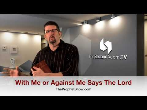 With God or Against God? What Did Jesus Say? The Prophet Show #025