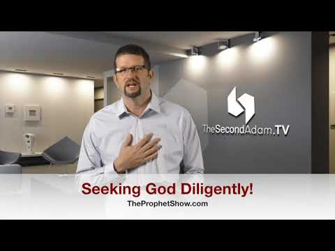 Seeking God Diligently – The Prophet Show #056