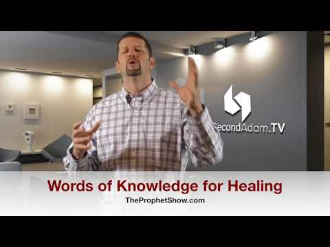 Words of Knowledge for Healing & Miracles – The Prophet Show #049