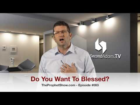 Are You Ready To Be Blessed? The Prophet Show #083