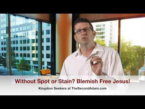 Blemish Free Jesus! Kingdom Seekers #103