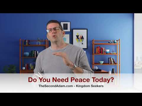 Do You Need Peace? Kingdom Seekers #106
