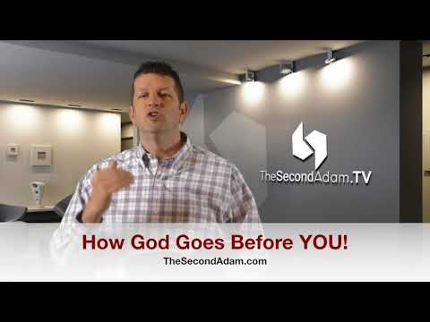 How God Goes Before YOU! Kingdom Seekers #108