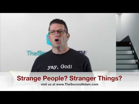 Strange People? Stranger Things? Kingdom Seekers #104