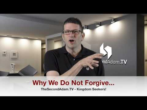 The Secret Reasons Why We Don't Forgive. Kingdom Seekers #102