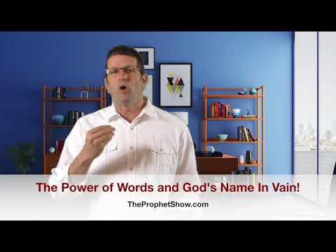 God's Last Name Is Not DAMN! TheProphetShow #092