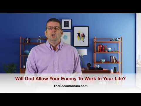 God Uses Your Enemy In Your Life? Kingdom Seekers #125