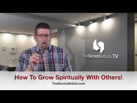 How To Grow Spiritually With Other People! Kingdom Seekers #130