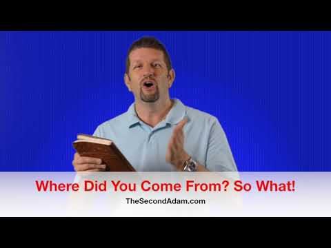 Where Did You Come From? So What! Kingdom Seekers #138