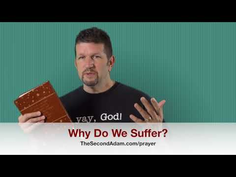 Why Do We Suffer As Christians? Kingdom Seekers #163